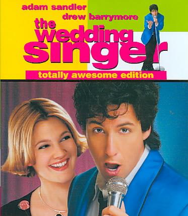 WEDDING SINGER:TOTALLY AWESOME EDITIO BY SANDLER,ADAM (Blu-Ray)